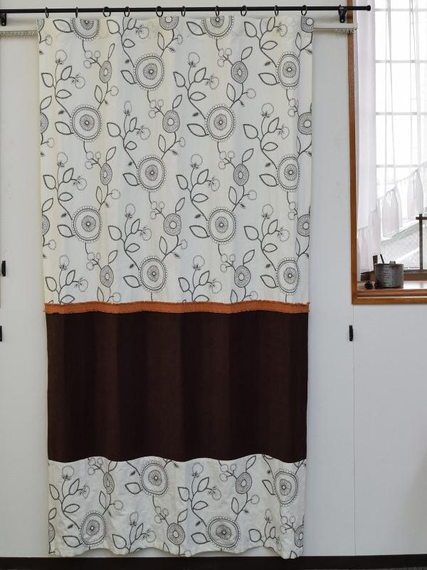 オリジナルスタイルのデザインカーテン通販①