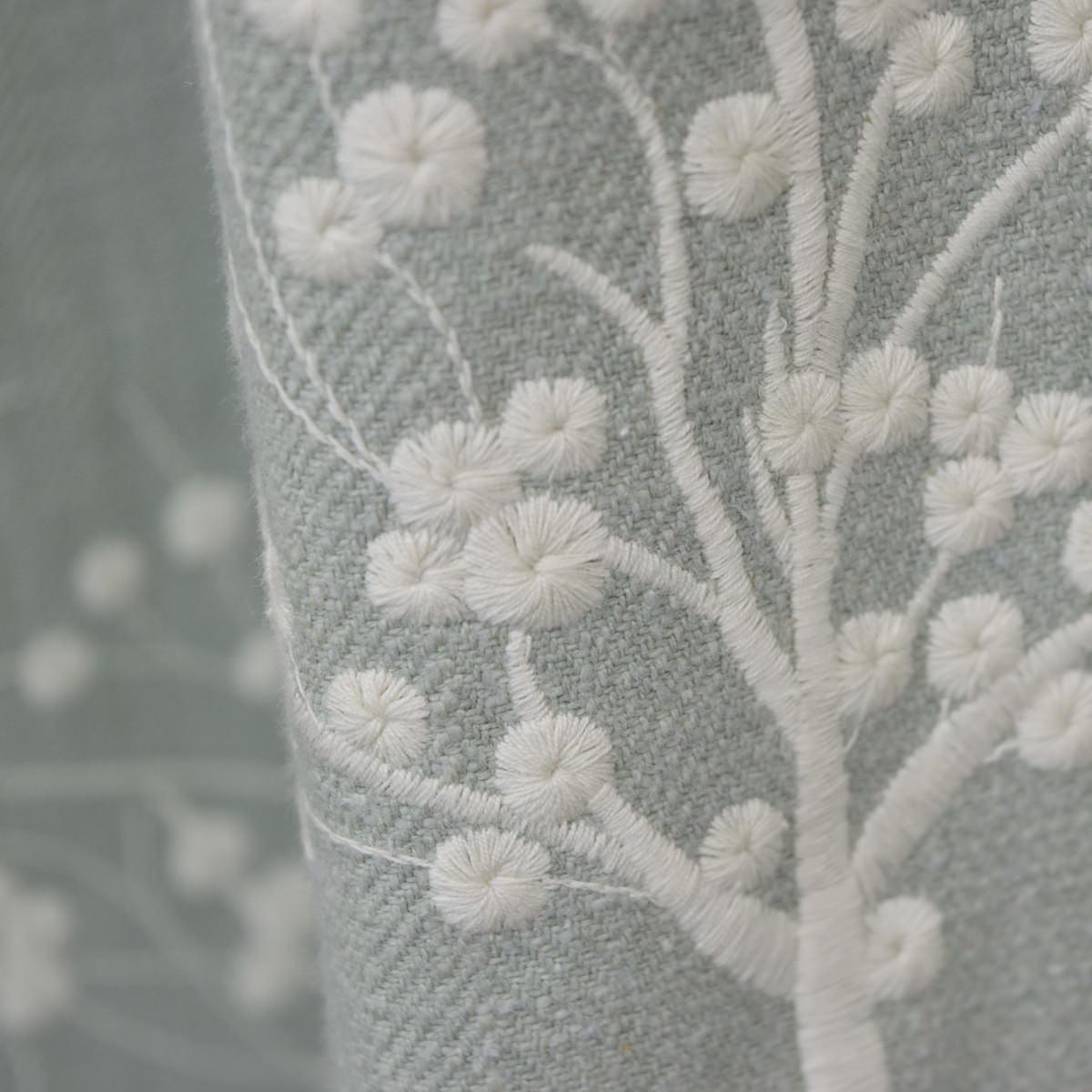 刺繍部分の接写