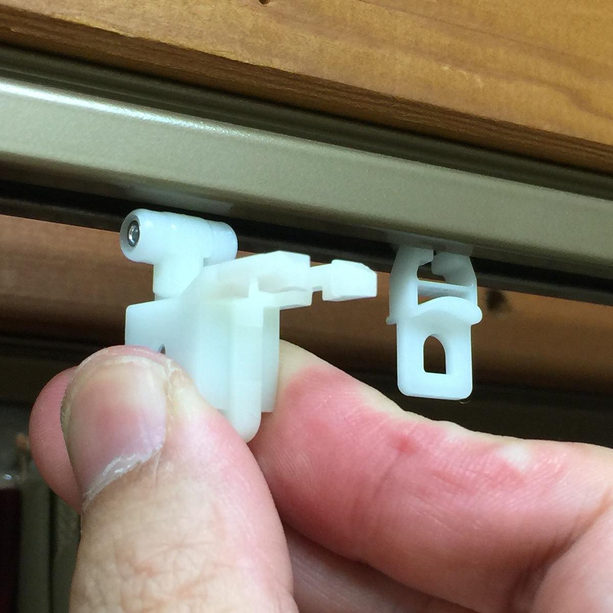 後入れマグネットランナーの付け方(1)