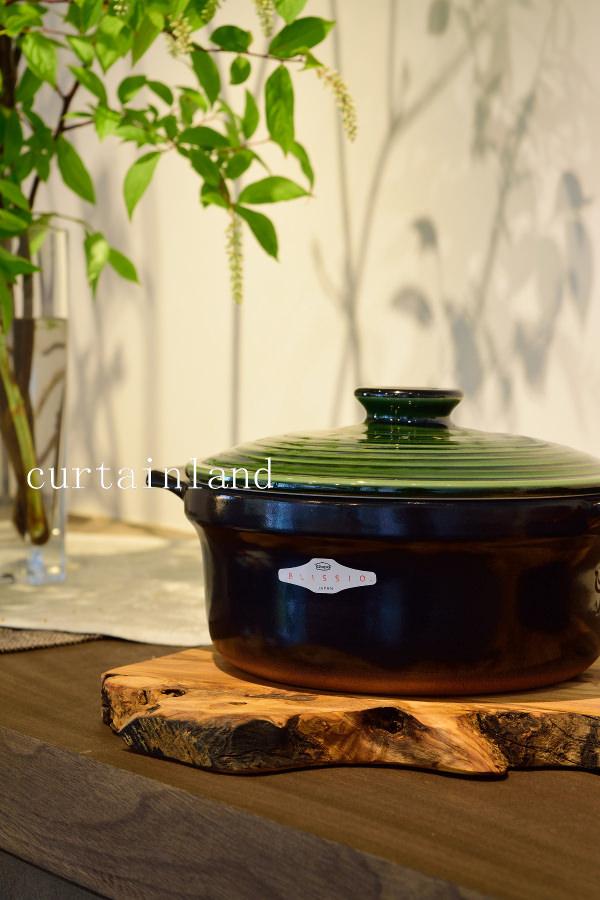 無水料理もできるセラミック鍋