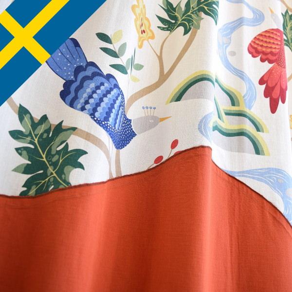 スウェーデンカーテン