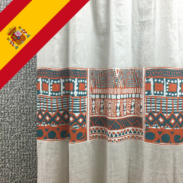 スペインカーテン
