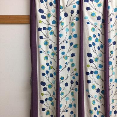 アクセントラインカーテン