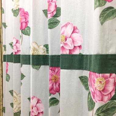 ウエストマークカーテン