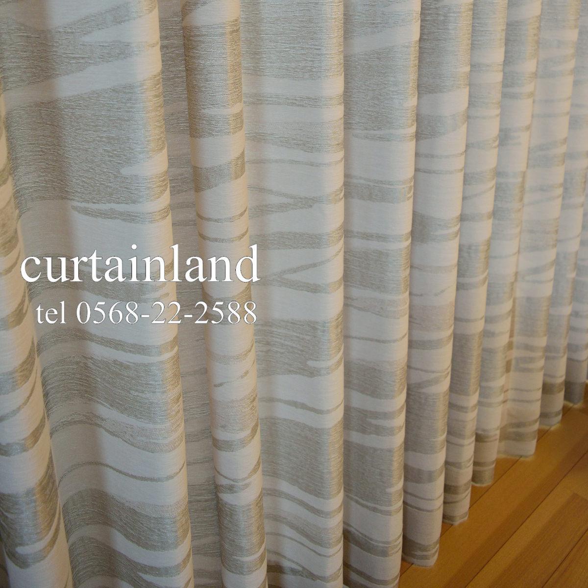 高密度のジャガードカーテン