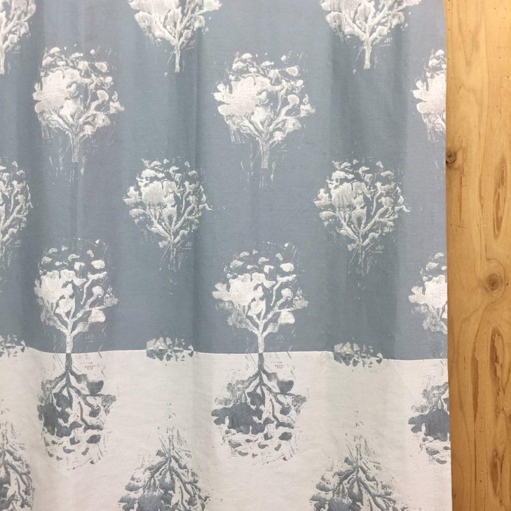 リバーシブル ミラーリング ボトムスカーテン